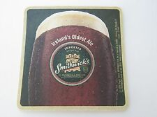 2006 GUINNESS Beer Brewery Coaster ~ Ireland's Oldest Ale: SMITHWICK'S Irish Ale
