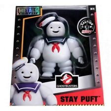 Ghostbusters Stay Puft Metals Die Cast boxed figure. Marshmallow Man M78