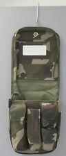 TROUSSE TOILETTE OPS Mission OPEX ( tissu spécial Camouflage militaire )