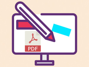 Portable PDF Editor - Convert Edit Text, Objects, Forms and Images in PDF Files