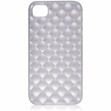 Ozaki iCoat Colourful Square Case for iPhone 4 - White
