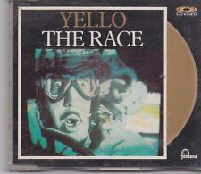 YELLO-The Race cd video Maxi single