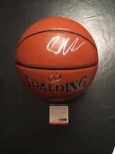 Hassan Whiteside Heat Auto Autographed Basketball Ball PSA Cert