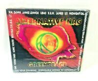 Alternative NRG CD Compilation Various Artists Hollywood Rock Music NEW & SEALED