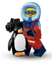Lego Minifigures Series 16 Wildlife Photographer New Minifigure Mini Fig Ready