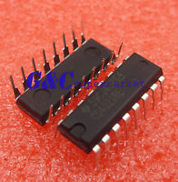 10pcs NEW CD4021 CD4021BE CMOS STATIC SHIFT REG DIP16 DIP-16 TI IC