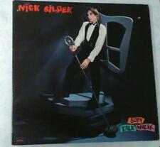 NICK GILDER LP Body Talk Muzik Music VINYL ALBUM Carolee Mann 1981
