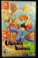 UMIHARA KAWASE FRESH SWITCH US VERSION FULL ENGLISH NEW SEALED Ships from Europe