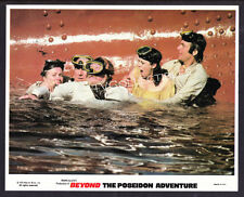 Lobby Card~ BEYOND THE POSEIDON ADVENTURE ~1979 ~Angela Cartwright ~Mark Harmon