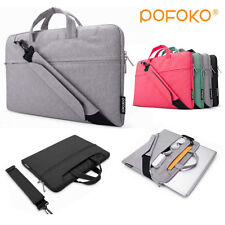 Laptop Sleeve Carry Case Shoulder Bag For Apple Mac DELL HP ACER ASUS 11.6-15.6""