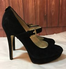 Michael Kors High Heel Platform Pumps Mary Jane Size 5M