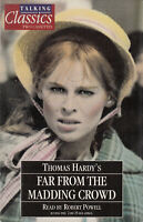 Thomas Hardy Far From The Madding Crowd Talking Classics 2 Cassette Audio Book