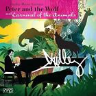 Dudley Moore - Narrates Peter And The Wolf And Carnival Of The Animals (NEW CD)