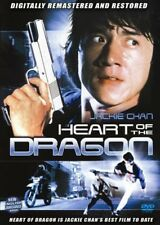Heart of the Dragon - Hong Kong RARE Kung Fu Martial Arts Action movie - NEW