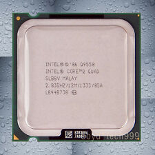 Intel Core 2 Quad Q9550 Quad-Core CPU 2.83 GHz 1333 MHz LGA 775 Socket T