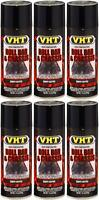 VHT/ Duplicolor SP670 Paint VHT Roll Bar and Chassis Gloss Black 6 PACK
