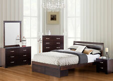 Montana Solid New Zealand Pine Bedroom - King Bed Only