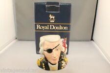 BOXED  Royal Doulton Toby Jug RARE 1994-95 NELSON, D6963, As New