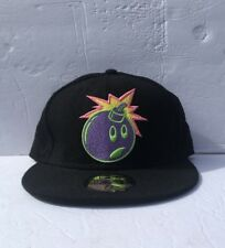 Vintage New Era 59fifty 7 1/2 The Hundreds Bobby Hundreds Bomb Fitted Hat Cap
