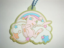 MEW POKEMON CENTER JAPAN RAINBOW KEYCHAIN TOY ANIME NINTENDO GAME CHARACTER