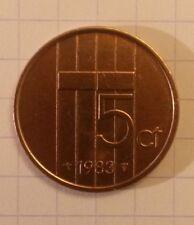 Pays-bas 5 cents 1983 . TTB+