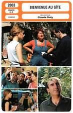 BIENVENUE AU GITE - Foïs,Harel,Ogier (Fiche Cinéma) 2003 - Bed and Breakfast