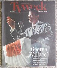 Gary Sinise GEORGE WALLACE Chicago Tribune TV Week guide magazine Aug 24 1997