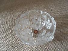 Waltherglas - Georgina roses design decorative bowl