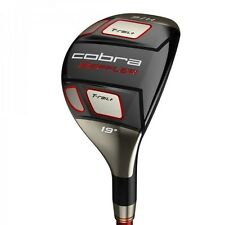 Cobra baffler T-Rail Plus Hybrid #4  22 Degree Regular Tour AD LeftHand NEW 4475