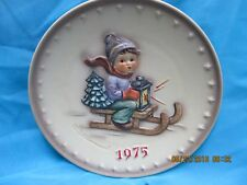 Hummel Plates Lot of 4 from 1975 through 1978