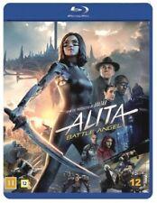 Alita Battle Angel Blu Ray