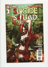 Suicide Squad #1 New 52 NM+ Harley Quinn