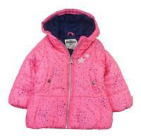 Osh Kosh B/'gosh Infant Girls Pink Cherry Rainslicker Size 12M 18M 24M