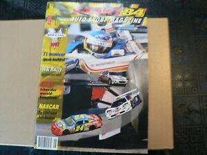 START 84 1997 NO 25/26 MAKINEN,McLAREN BMW LEHTO,COOPER,GORDON,WALTON,CORONEL