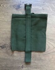 37 Pattern British Canvas Webbing Canteen / Water bottle Carrier Pouch WW2 Date