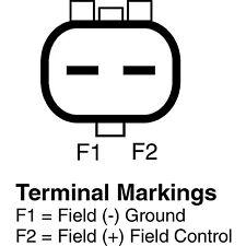Remy 12613 Remanufactured Alternator