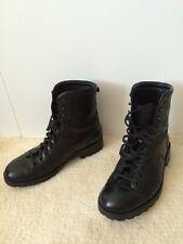 Wolverine 1000 Mile McClean Black Military Leather Men's Boots Size 7 D $400+