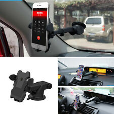 Car Windshield Dashboard 360 Degree Rotation Suction Cup Mount Cell Phone Holder