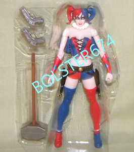 """HARLEY QUINN LOOSE Suicide Squad New 52 Series DC Comics Collectibles 7"""" Figure"""