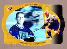 1996-97 SPx Gold #40 Brett Hull