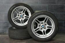 Original BMW 5er e39 8x17 ET20 Jantes Coiffant 66 Pneus D'Été Neuf 245 45 r17