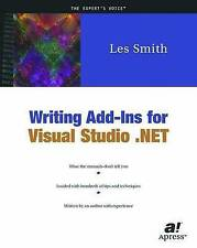 NEW Writing Add-Ins for Visual Studio .NET by Les Smith
