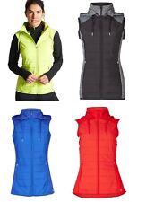 Ladies M&S Sports Gilet Active Bodywarmer Lightweight Quilted Running Jacket