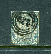 x413 - NORWAY Stamps - Sc# 1 - Used - Numeral Cancel