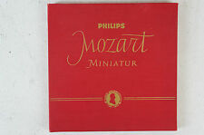 Vinyl LP - Mozart - Philips Miniatur - Rar Selten  Box 20