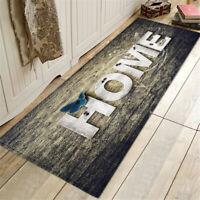 40X120 CM Carpet Hallway Doormat Anti - Slip  Carpet Absorb Water Kitchen Mat
