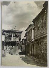 Bulgaria Nessebar Ancient Architecture 1960 Postcard (P319)
