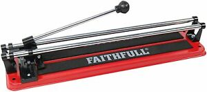 FAITLC300 Wall and Floor Tile Cutter 300mm (12in) square, 210mm