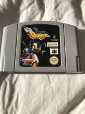 Buck Bumble (Nintendo 64, 1998) - PAL - BUCK BUMBLE N64 GAME