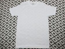 VTG 70`s LIGHT MINT BLANK , BRUT 33 , 65/35 Blend T Shirt M/L